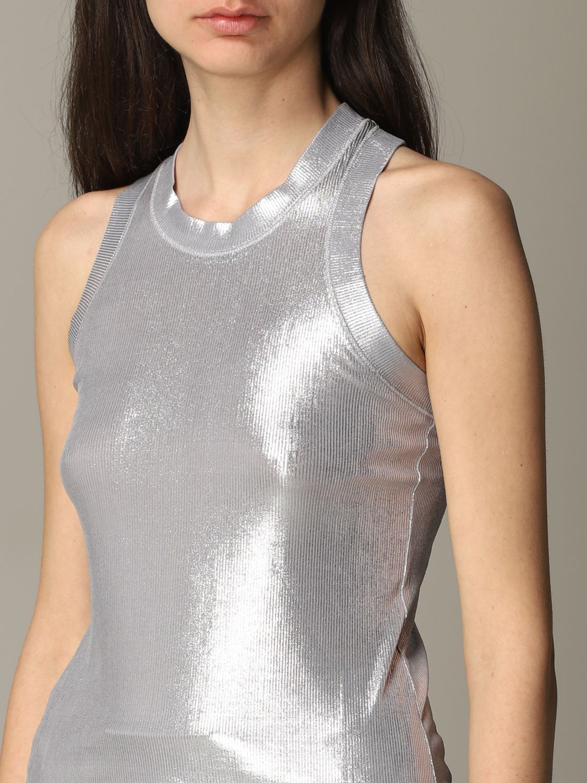 Блузка Женское Pinko серебряный 5