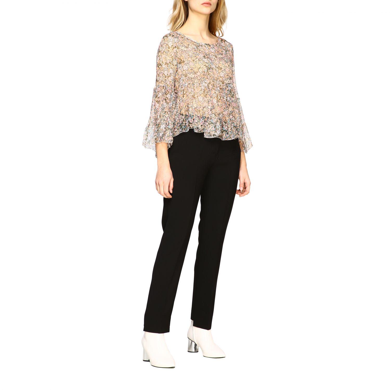 Trousers Kaos: Trousers women Kaos black 2