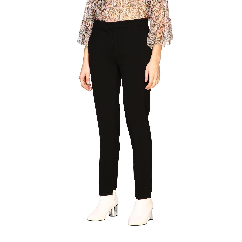 Trousers Kaos: Trousers women Kaos black 4