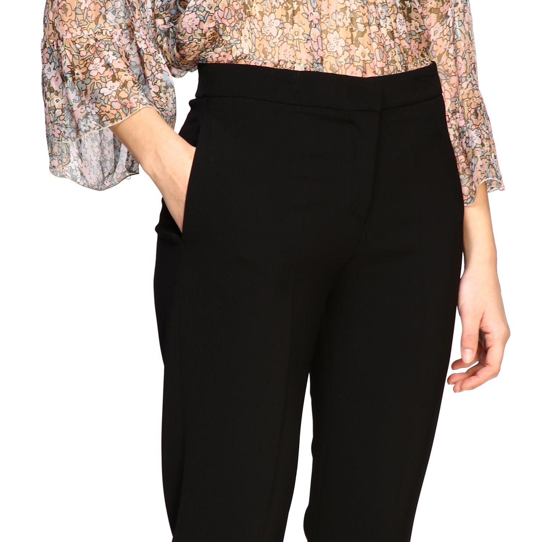 Trousers Kaos: Trousers women Kaos black 5