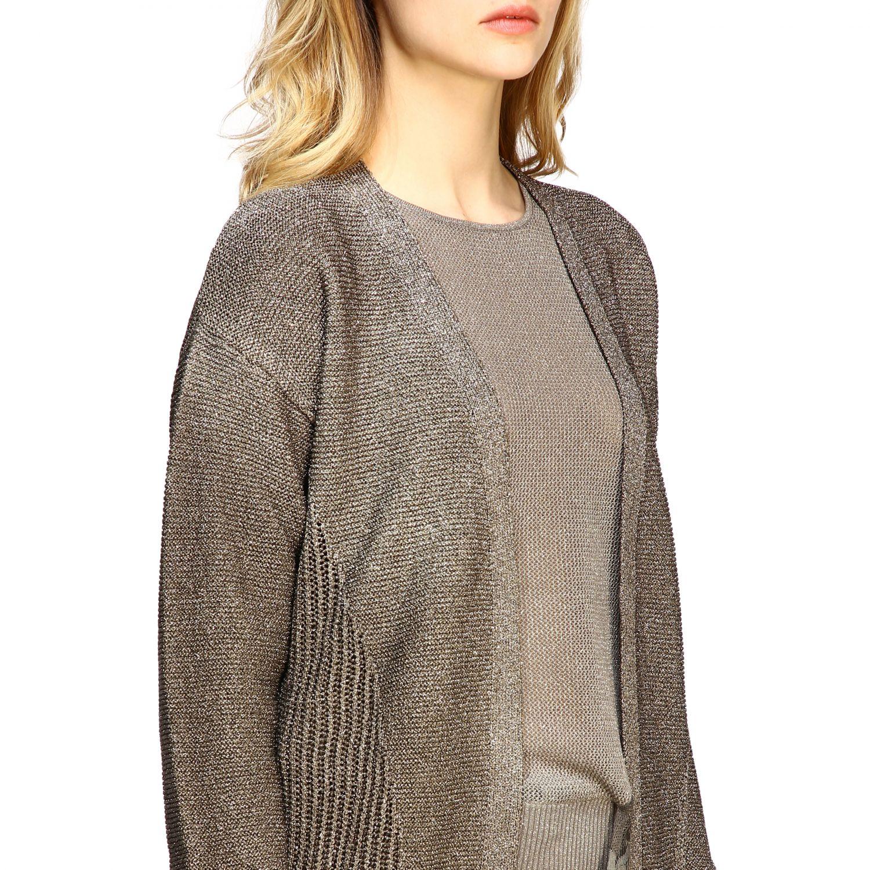 04917 Beige MA0035MA32H Liu-Jo Knitwear Maglia col