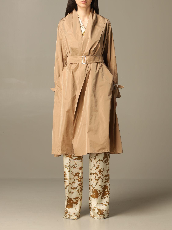 Coat women Max Mara camel 1
