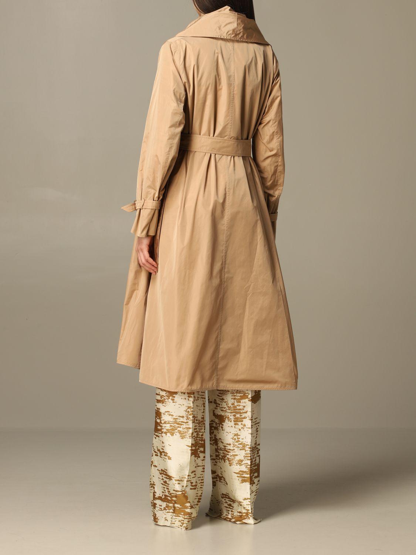 Coat women Max Mara camel 2