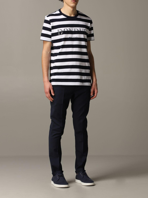 Pants Dondup: Dondup classic trousers blue 2