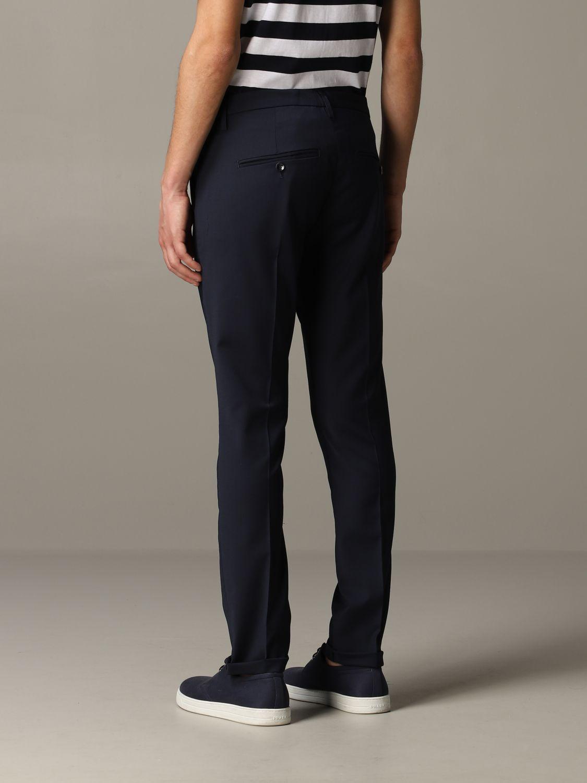 Pants Dondup: Dondup classic trousers blue 3