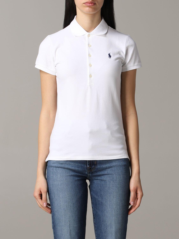 T-Shirt Polo Ralph Lauren Femme | T-Shirt Femme Polo Ralph Lauren