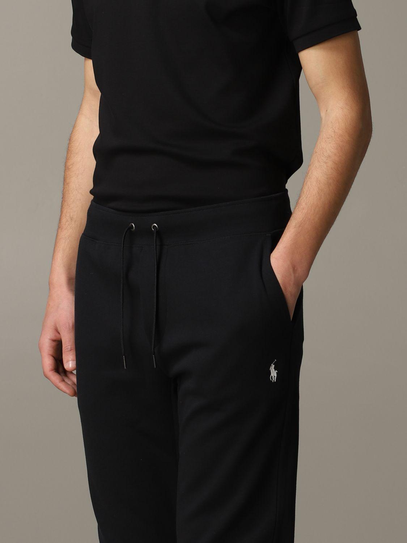 运动服 Polo Ralph Lauren: 裤子 男士 Polo Ralph Lauren 黑色 5