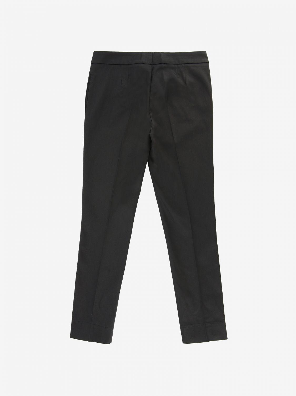 Liu Jo klassische Hose schwarz 2