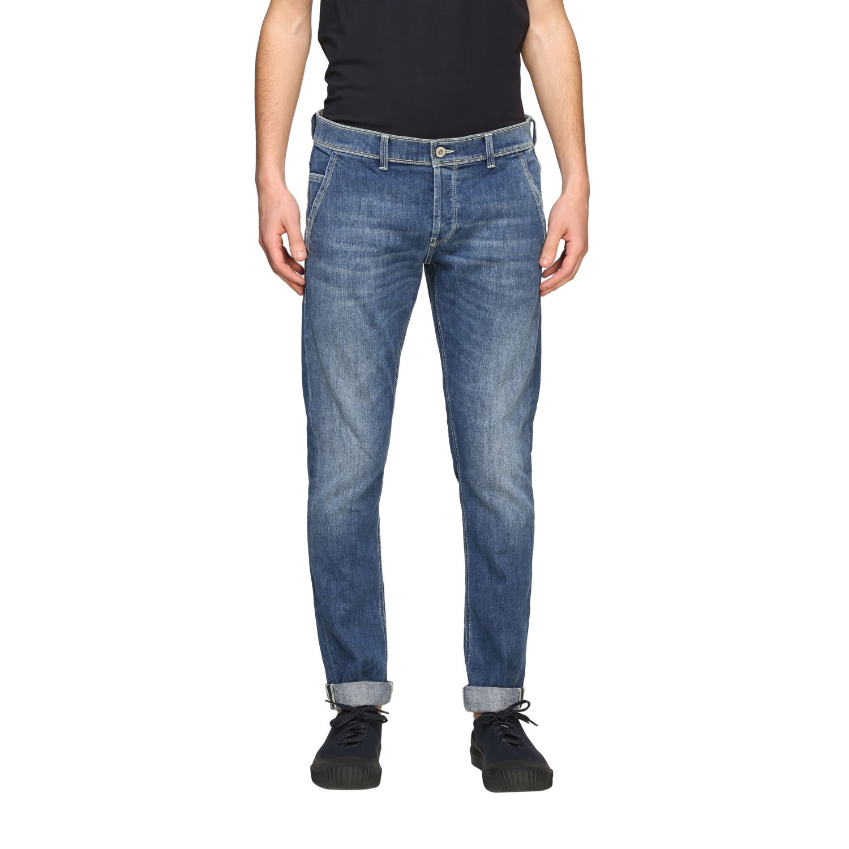 Jeans Dondup: Dondup Jeans aus Used Denim denim 1