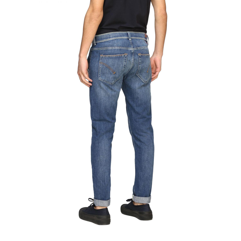 Jeans Dondup: Dondup Jeans aus Used Denim denim 3