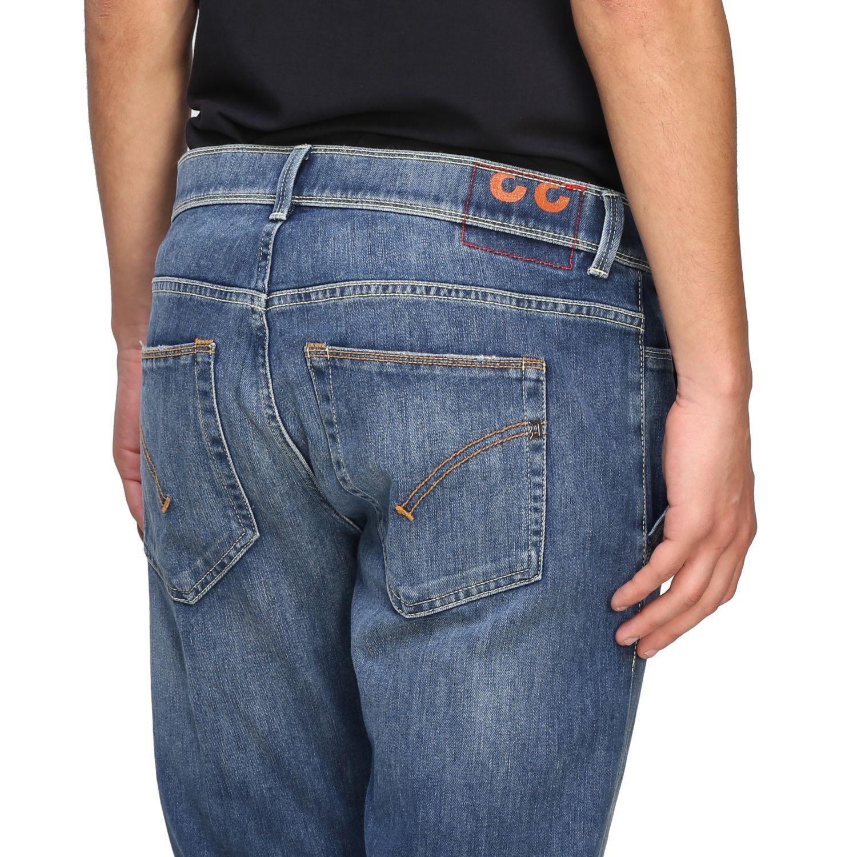 Jeans Dondup: Dondup Jeans aus Used Denim denim 5