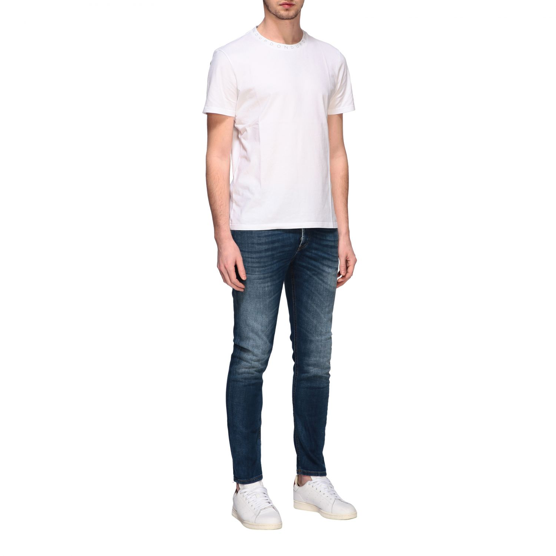Jeans Dondup: Dondup jeans in used denim denim 2