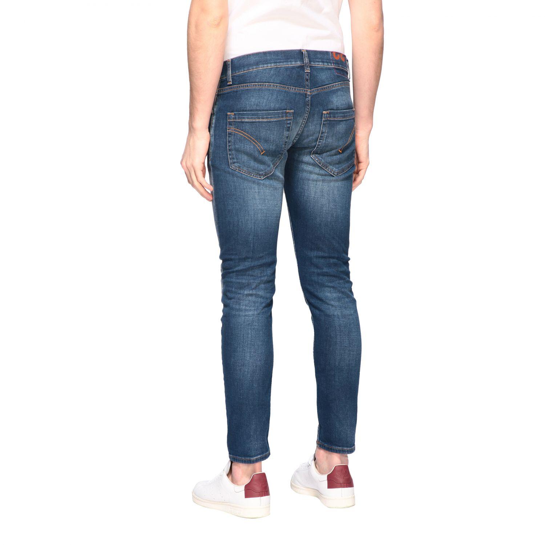 Jeans Dondup: Dondup jeans in used denim denim 3