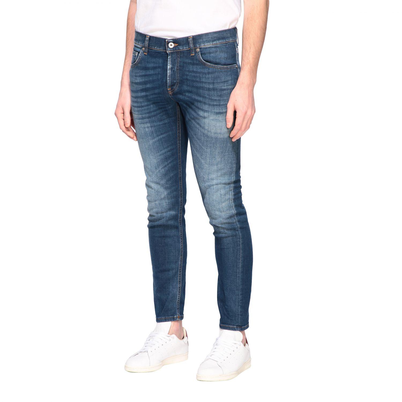 Jeans Dondup: Dondup jeans in used denim denim 4