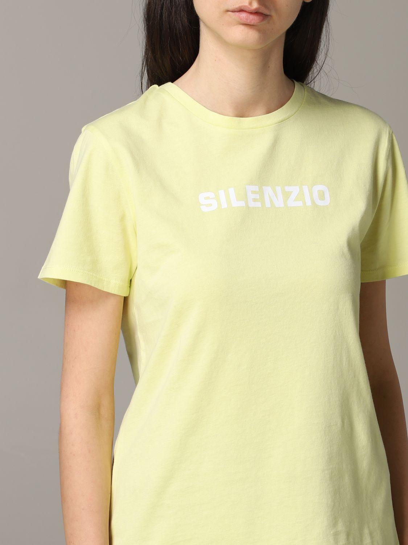 T-Shirt Aspesi: Jumper women Aspesi yellow 5