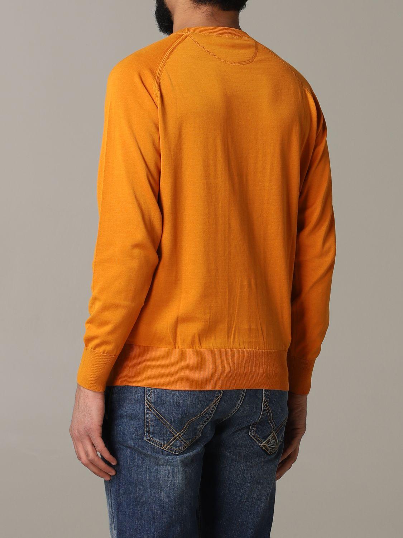 Sweatshirt Aspesi: Sweatshirt men Aspesi orange 3
