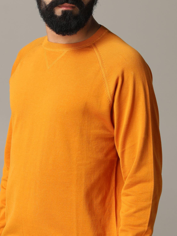 Sweatshirt Aspesi: Sweatshirt men Aspesi orange 5
