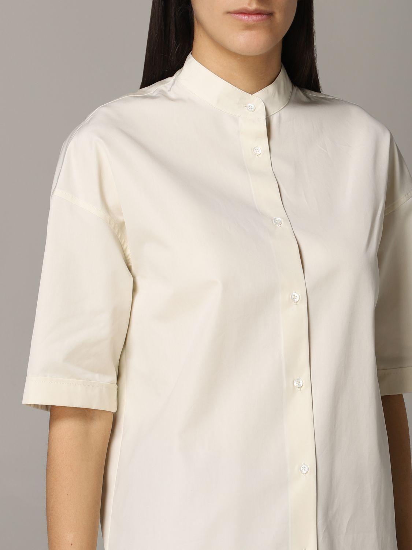 Shirt Aspesi: Shirt women Aspesi natural 5