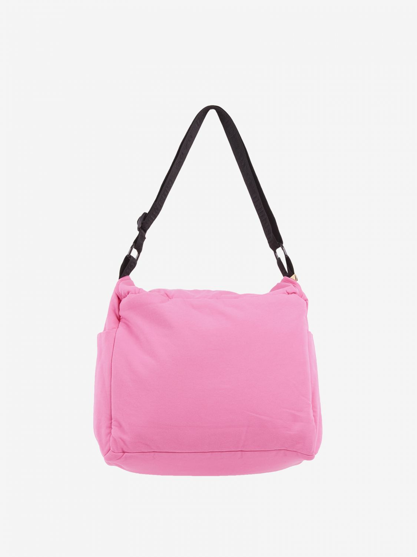 Sac Mama's bag Moschino Baby avec teddy rose 2