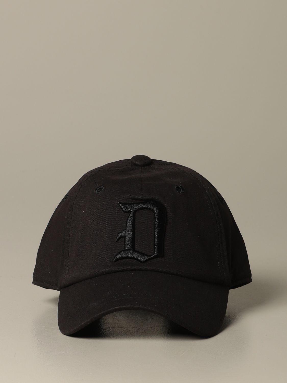 Hat Dondup: Hat men Dondup black 2