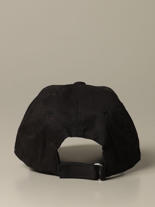 Hat Dondup: Hat men Dondup black 3