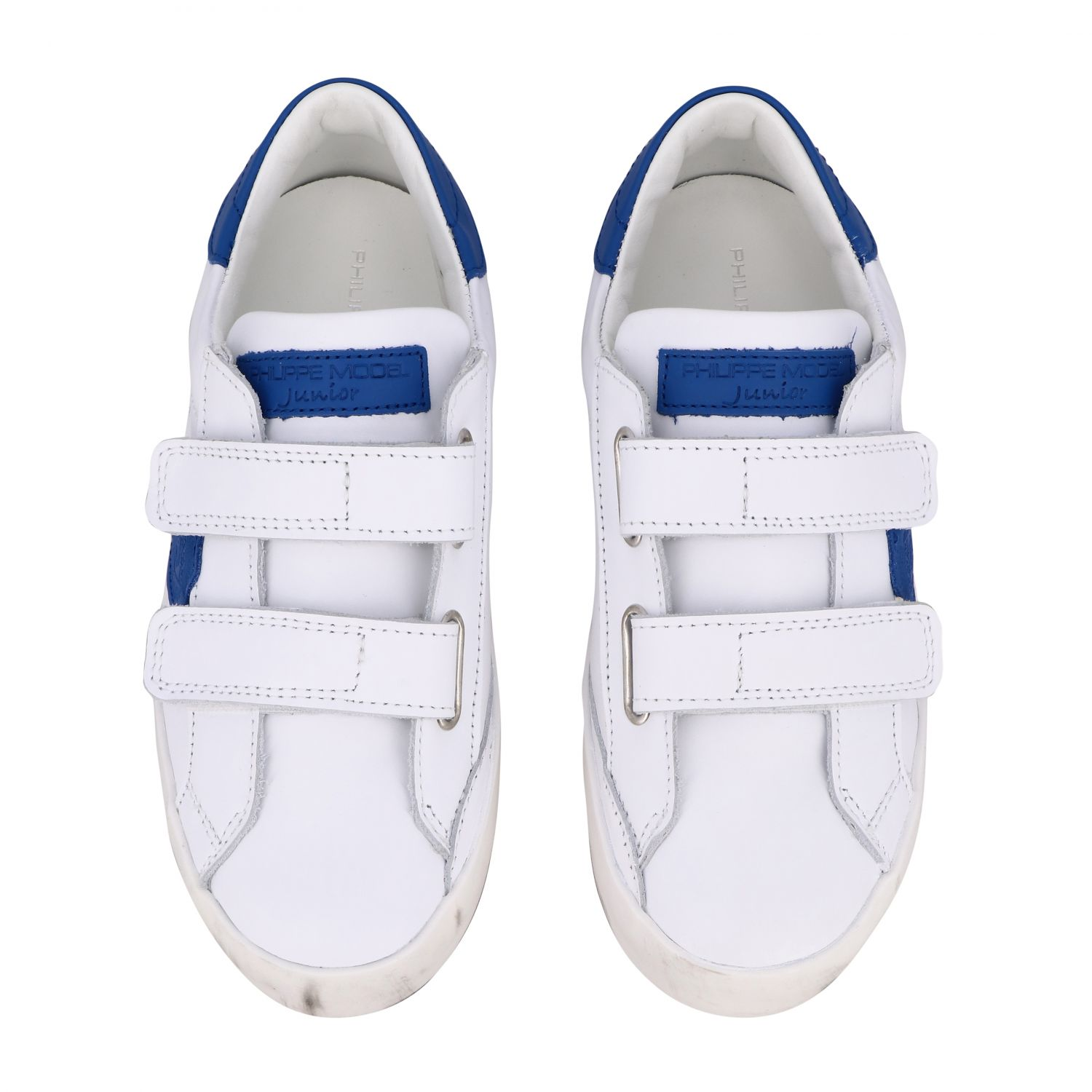 Shoes kids Philippe Model white 3
