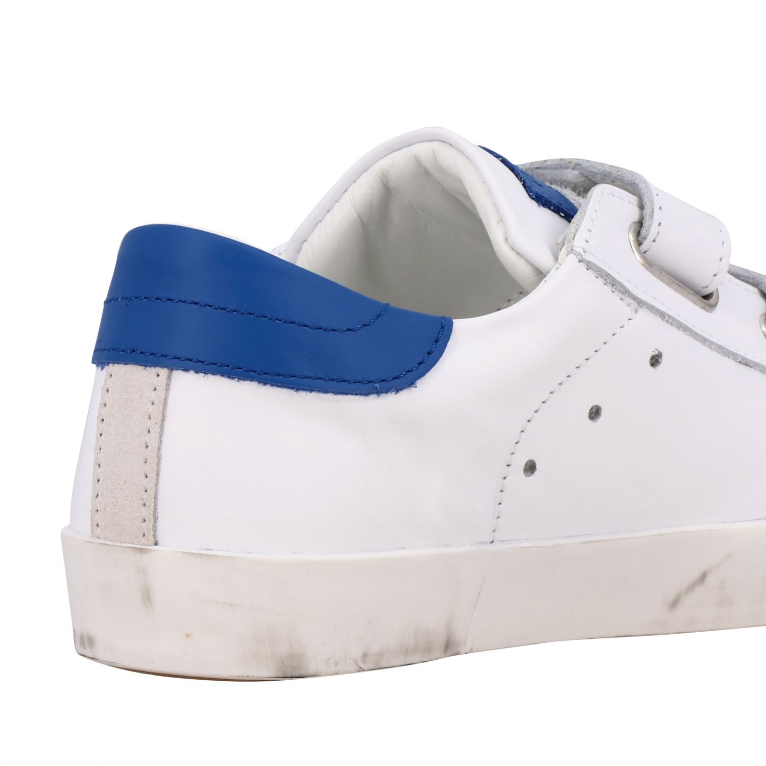 Shoes kids Philippe Model white 5