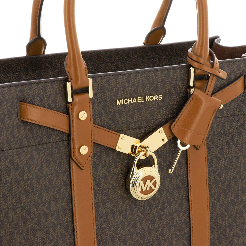 Sac cabas Michael Michael Kors avec imprimé MK