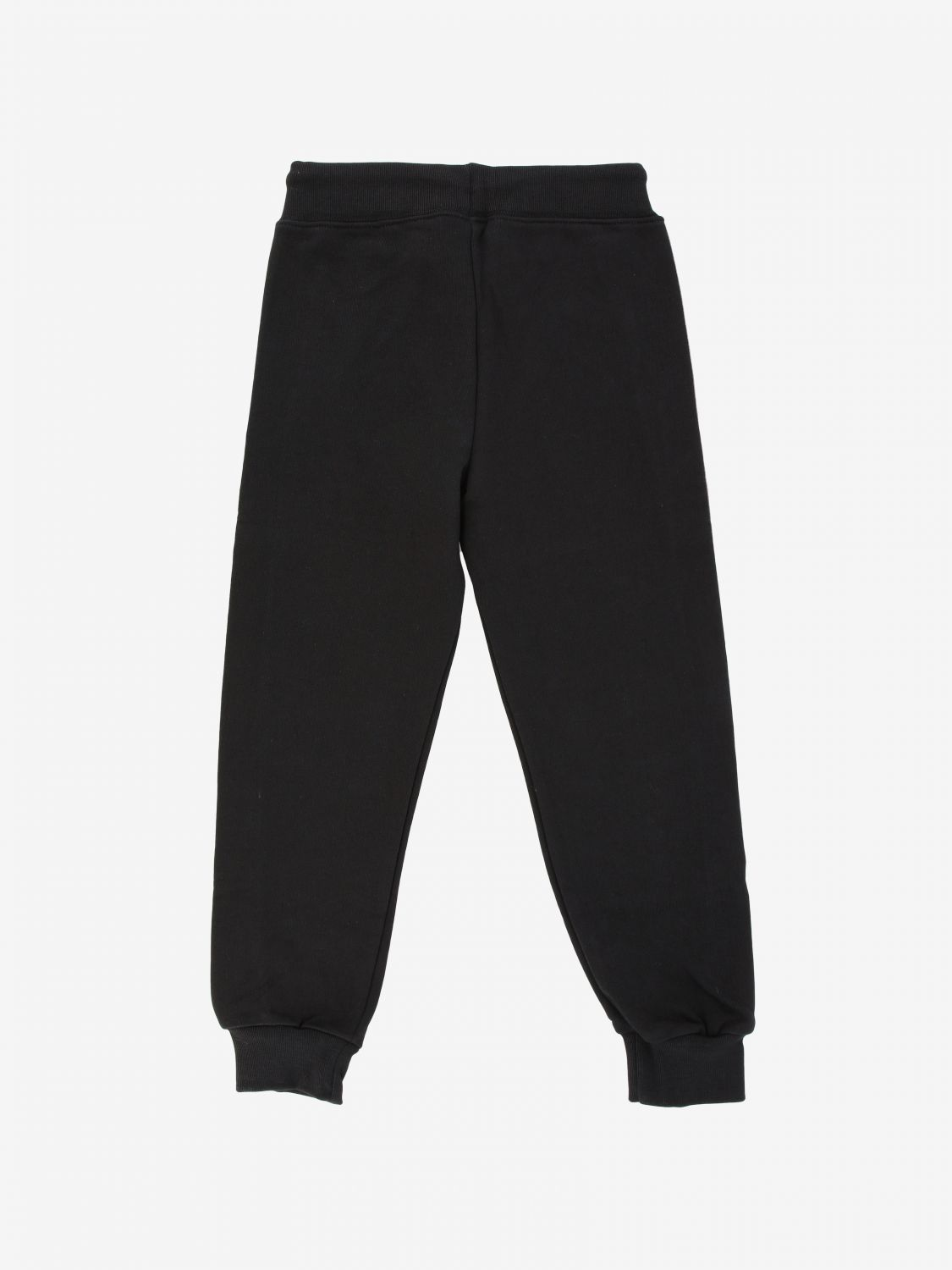 Diadora jogging trousers with logo black 2