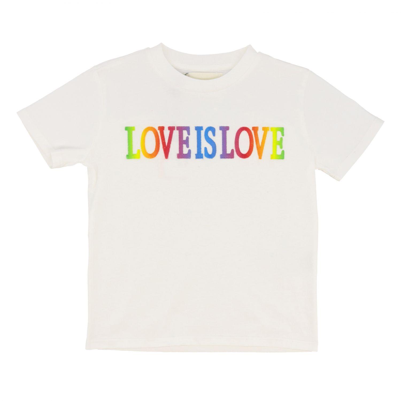 T-shirt Alberta Ferretti Junior: T-shirt kids Alberta Ferretti Junior white 1
