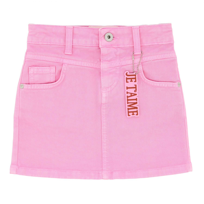 Skirt kids Alberta Ferretti Junior pink 1