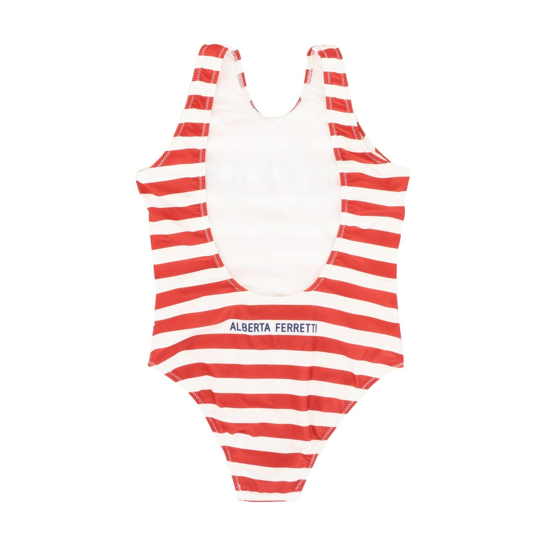Swimsuit Alberta Ferretti Junior: Swimsuit kids Alberta Ferretti Junior red 2