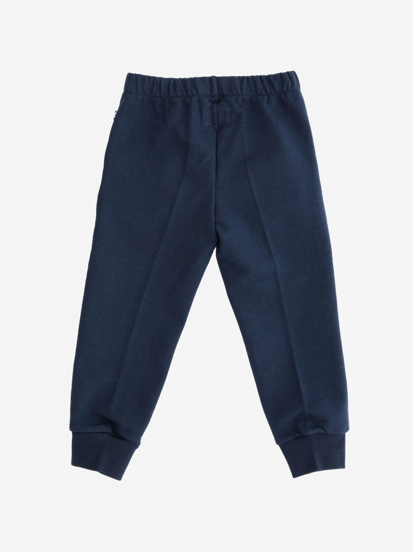Trousers kids Il Gufo blue 2