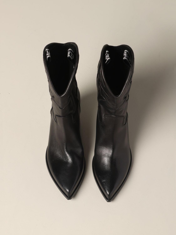 Bottes femme Elena Iachi noir 3