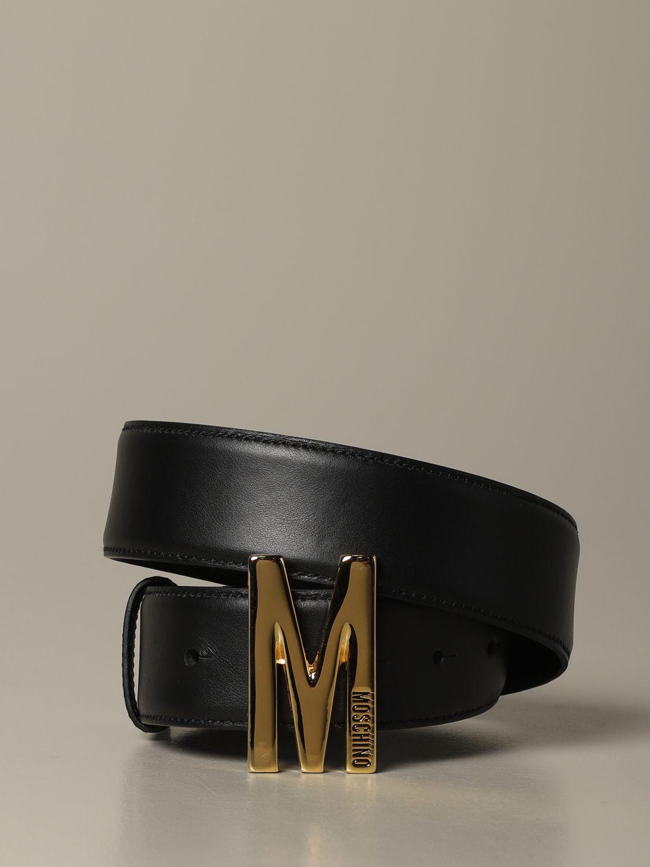 Belt women Boutique Moschino black 1