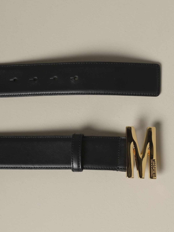 Belt women Boutique Moschino black 2