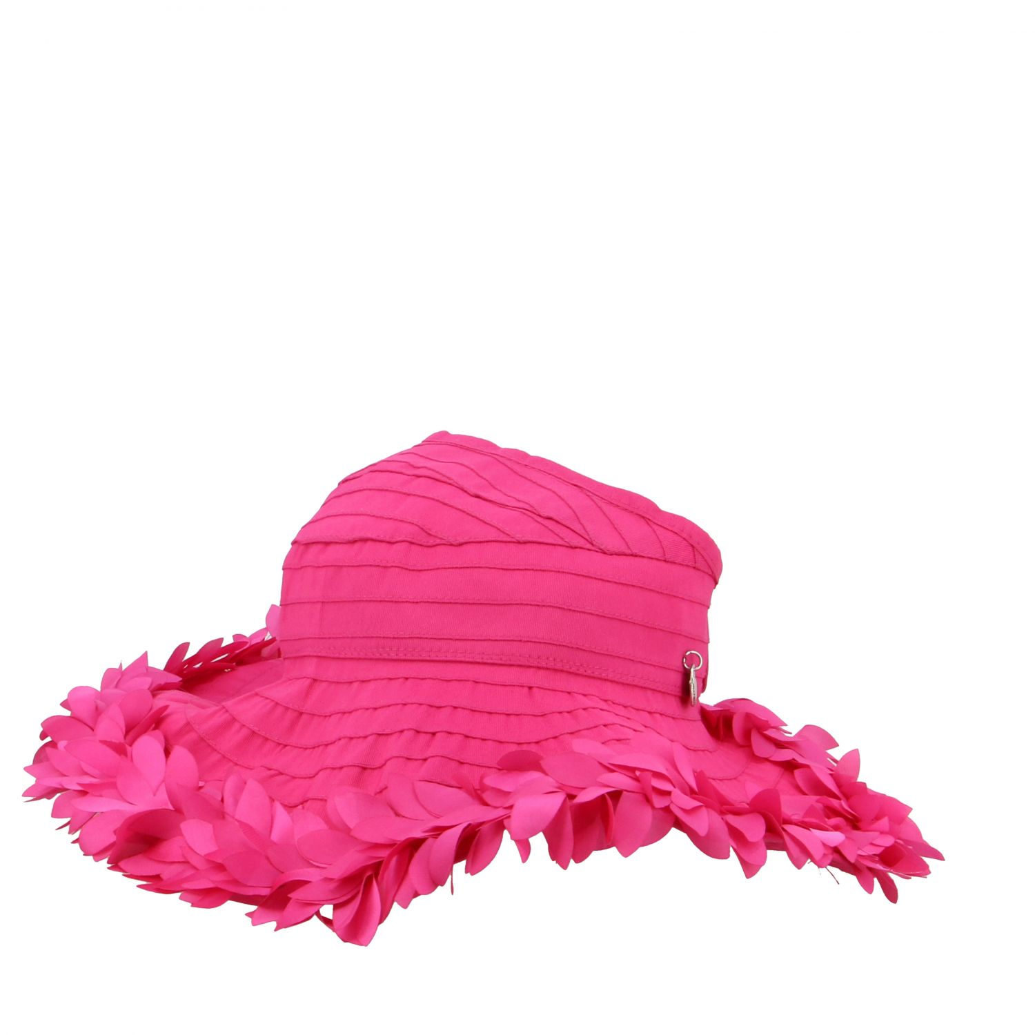 Hat girl kids Monnalisa pink 1