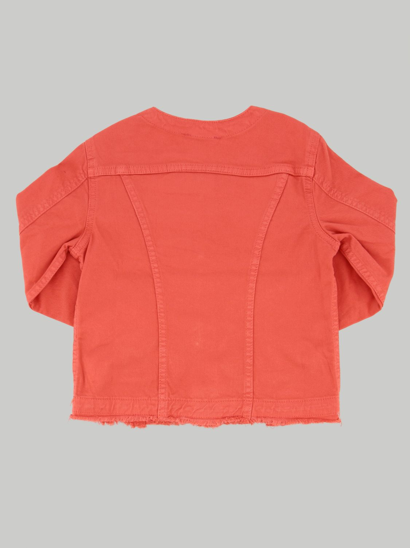 Liu Jo long-sleeved jacket coral 2