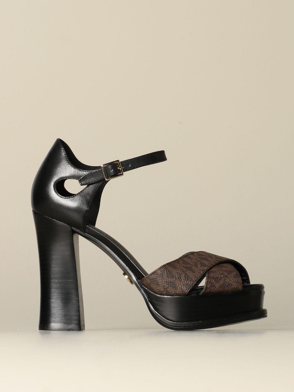高跟凉鞋 女士 Michael Michael Kors 黑色 1