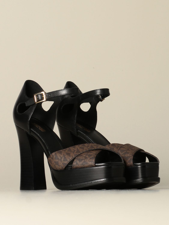 高跟凉鞋 女士 Michael Michael Kors 黑色 2