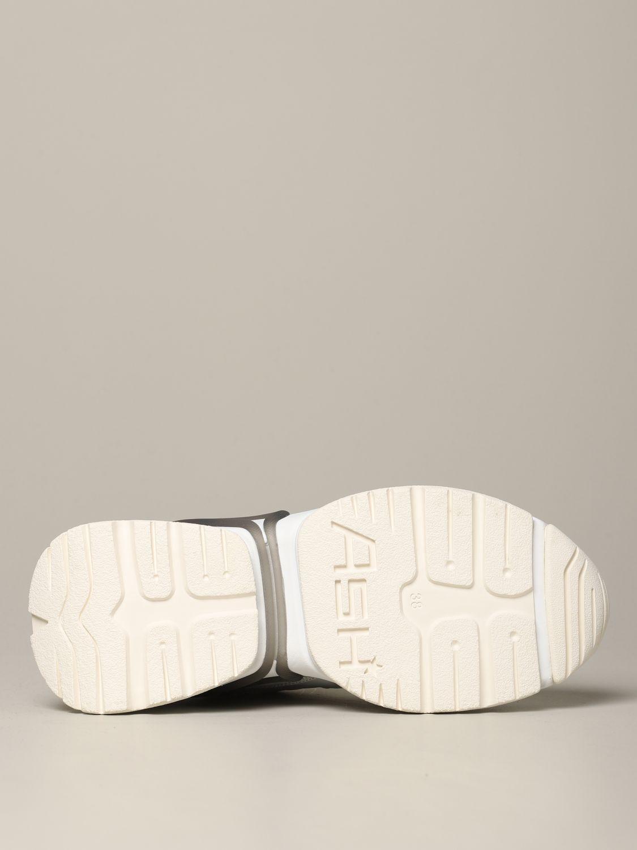 Baskets femme Ash blanc 6