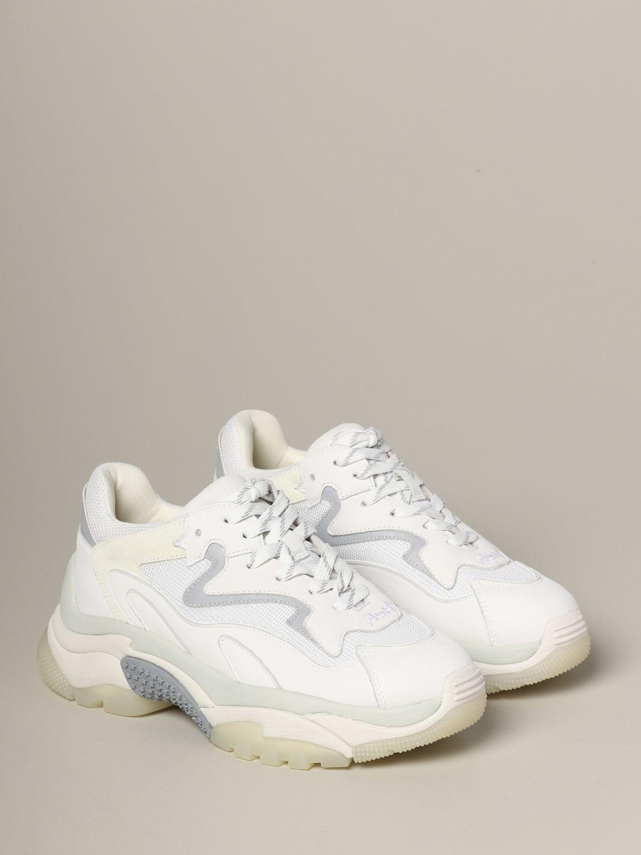 Baskets femme Ash blanc 2