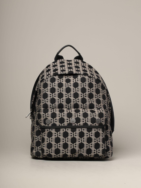 Рюкзак Balmain: Рюкзак Мужское Balmain черный 1