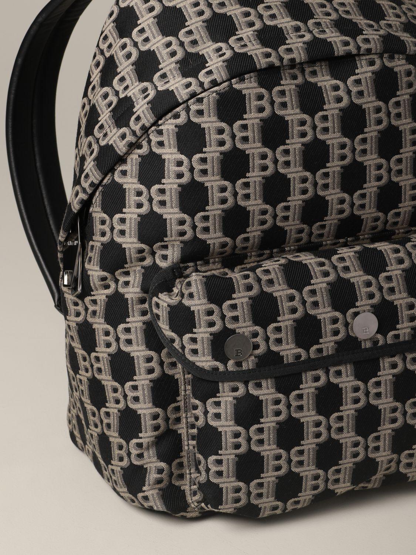 Рюкзак Balmain: Рюкзак Мужское Balmain черный 4