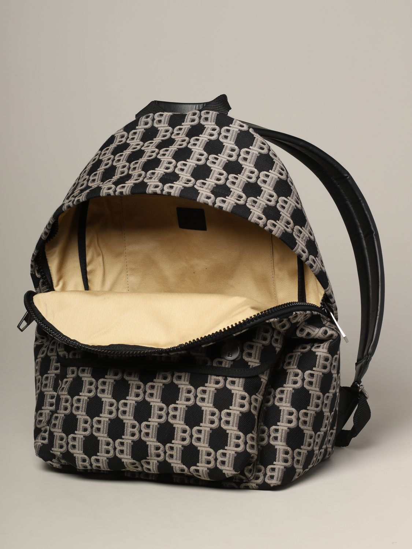 Рюкзак Balmain: Рюкзак Мужское Balmain черный 5