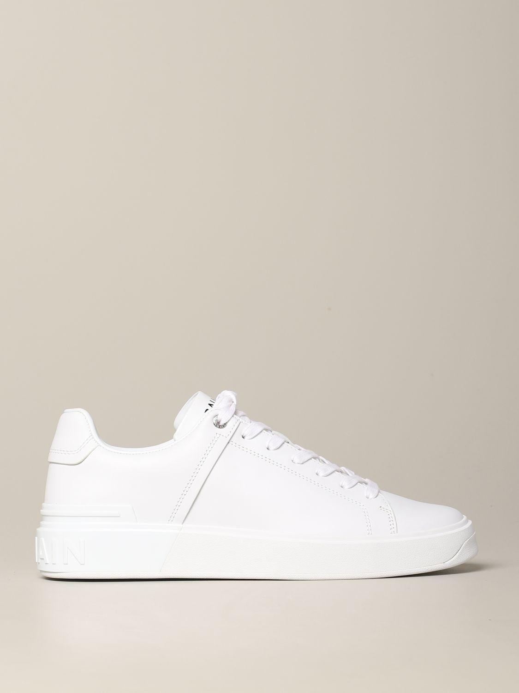 Zapatillas hombre Balmain blanco 1
