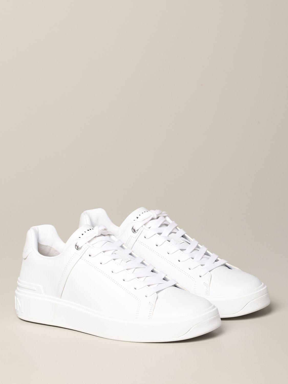 Zapatillas hombre Balmain blanco 2