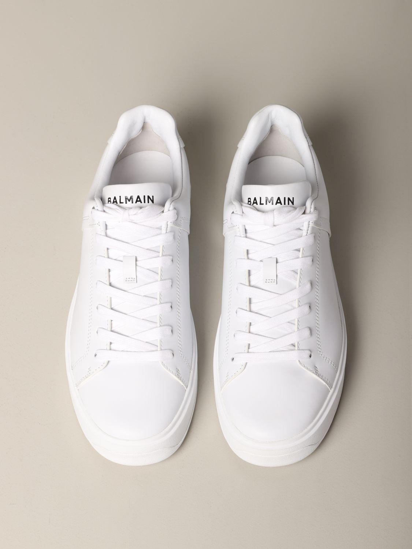 Zapatillas hombre Balmain blanco 3