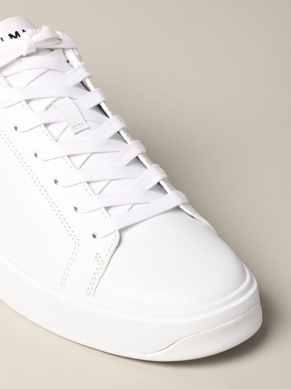 Zapatillas hombre Balmain blanco 4