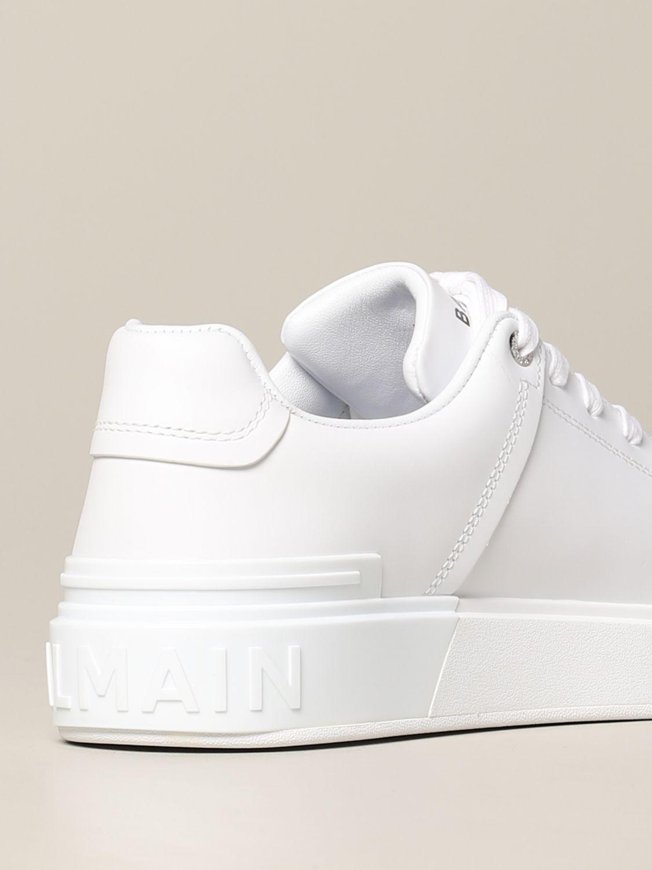 Zapatillas hombre Balmain blanco 5